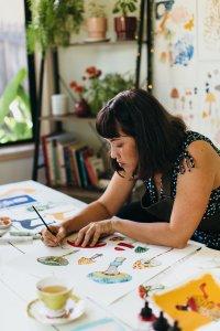 Artist Studio ideas, inspiration, organisation