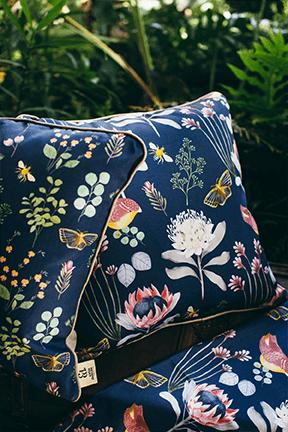 Erin Duncan Creative, Cushions online Australia, sustainable home decor