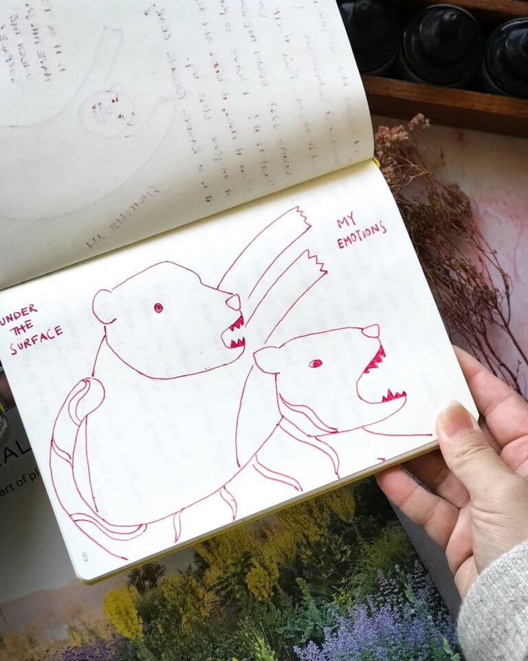 Erin Duncan Creative, Breast Cancer, Double mastectomy, Australian Artist
